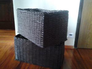 kose z papiera 58x33x30 cm - este neoblecene