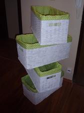 kosicky seria - 30x60x30 cm