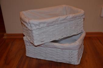 košíčky z papiera 30x20x20 cm