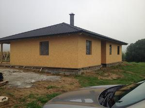 domček - severo-východný pohľad