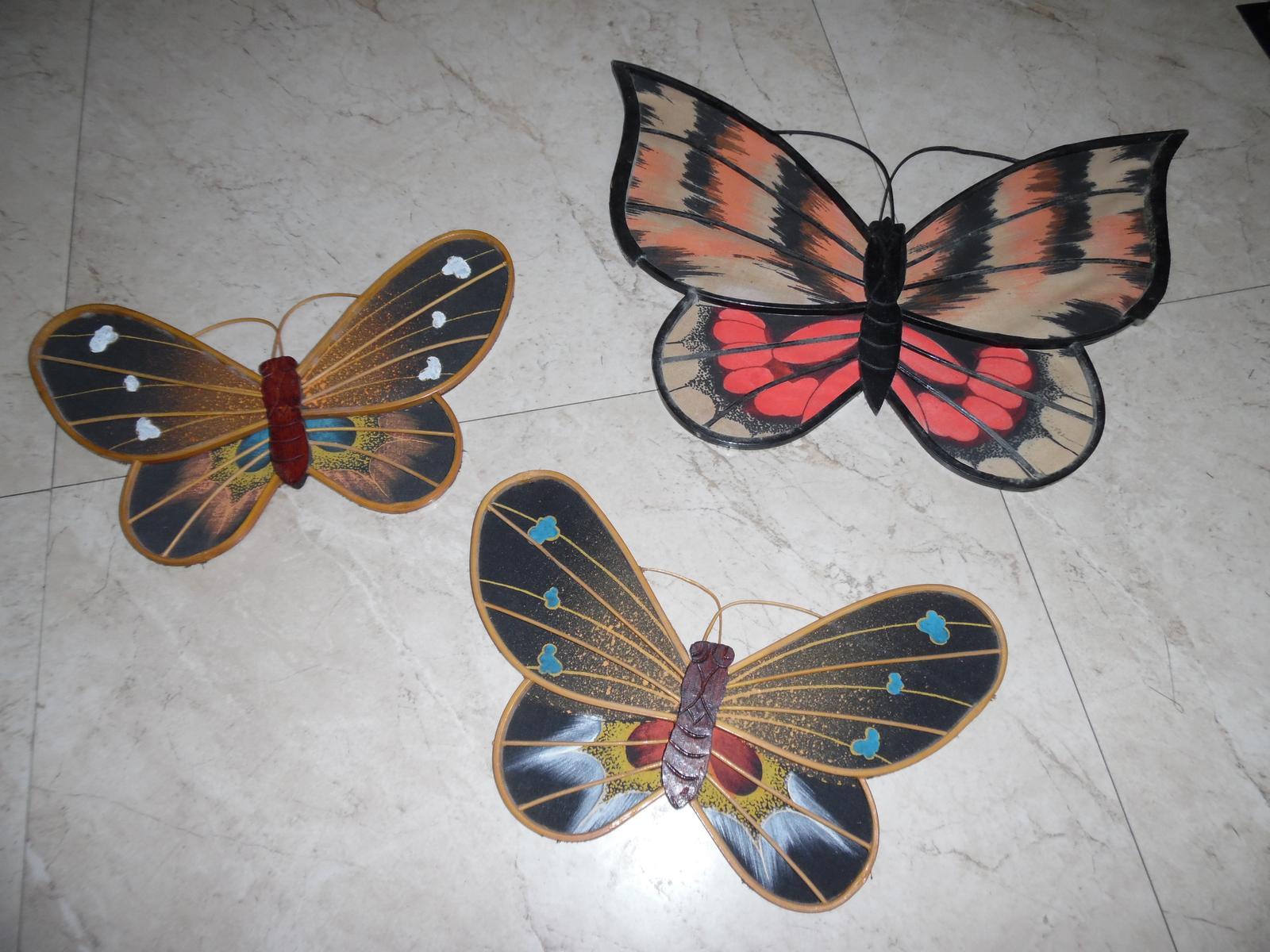 motýliky - Obrázok č. 1
