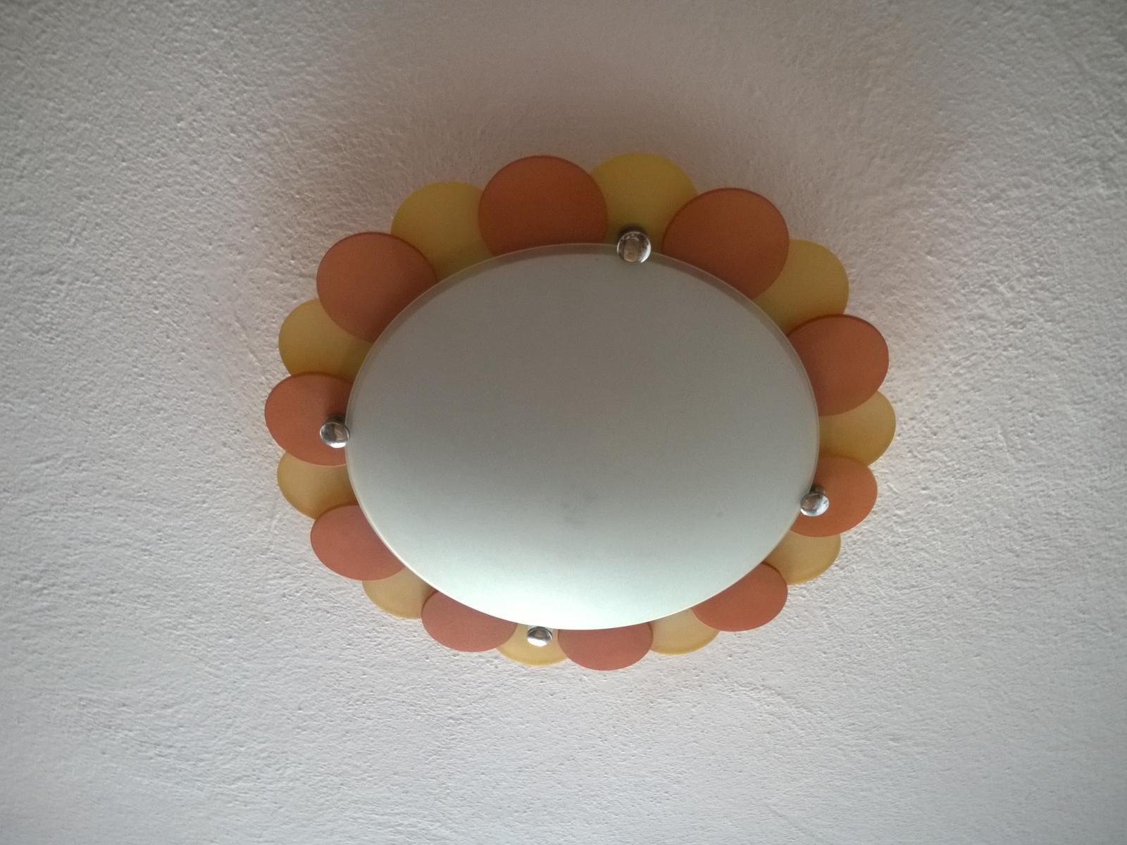 luster a nočná lampa - Obrázok č. 3