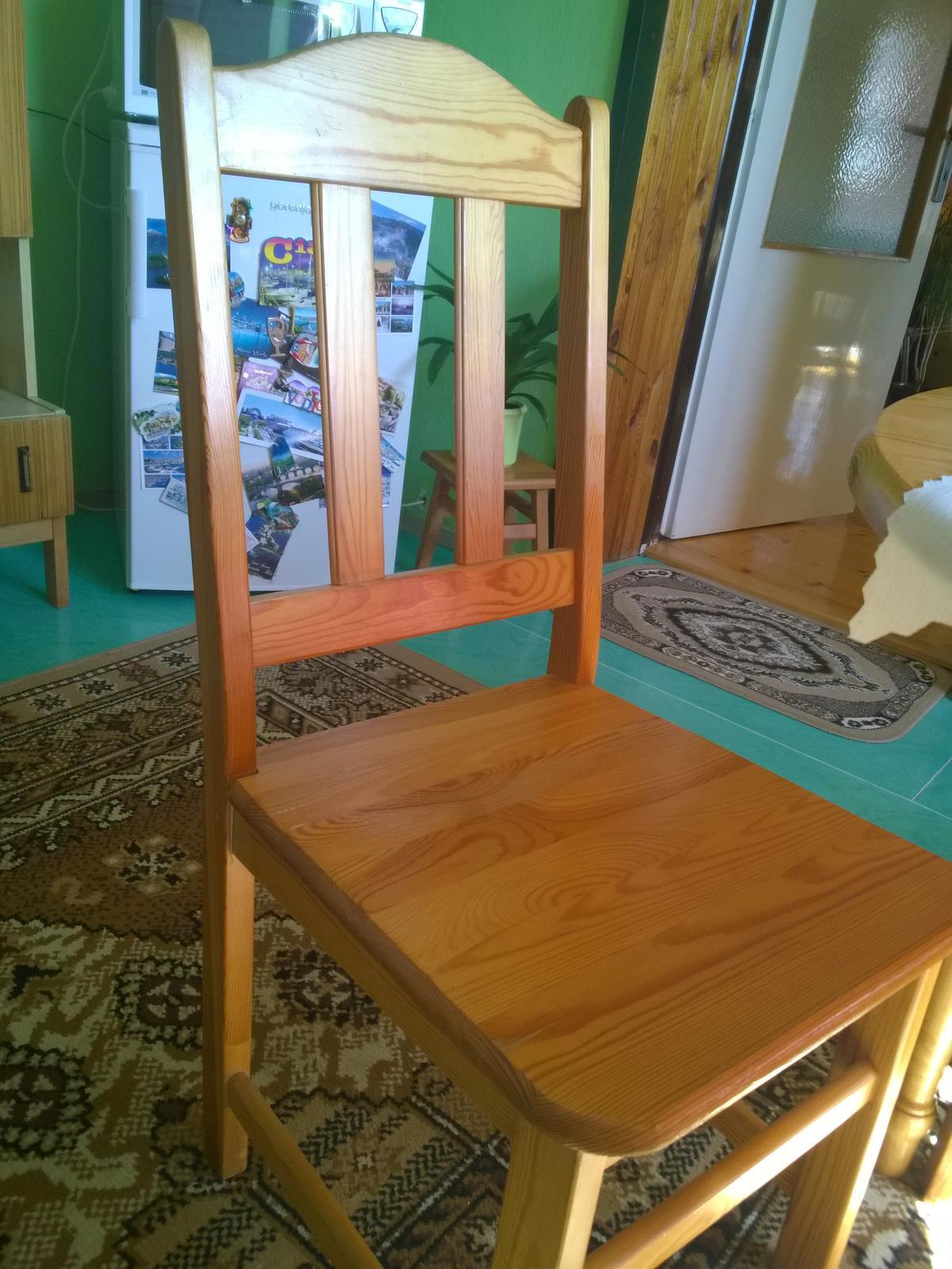stôl a stoličky - Obrázok č. 3