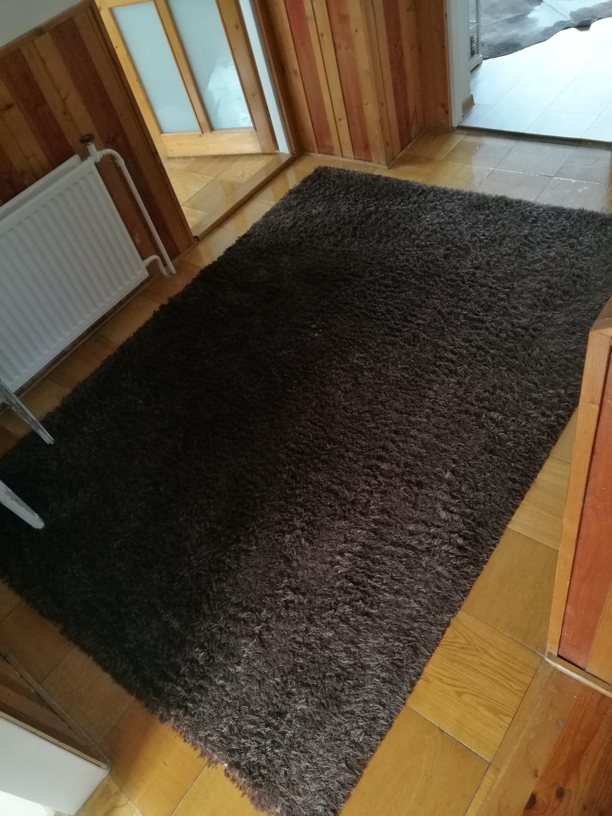 hnedý koberec - Obrázok č. 1