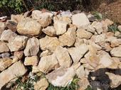 Kamene na skalku, do základov, na plot,