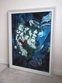 Obraz milenci od Chagalla pro ty, kteri se miluji,