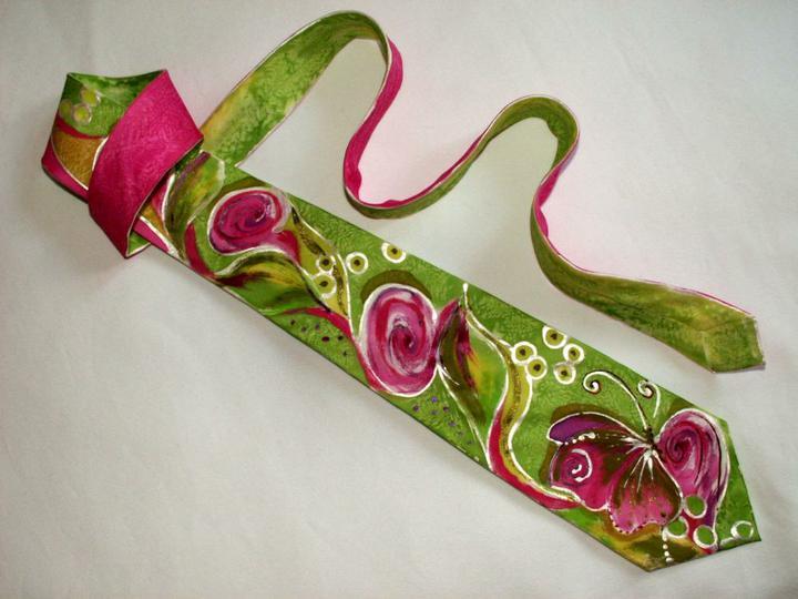 Takto nejak to bude :) - svadobná kravata robená na objednávku - Prosím nekopírovať