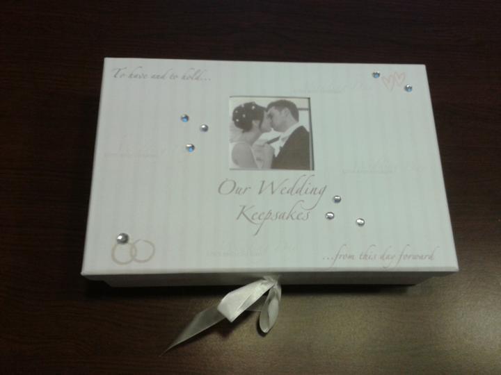 Takto nejak to bude :) - darček od drahého, škatuľa na blahoželania