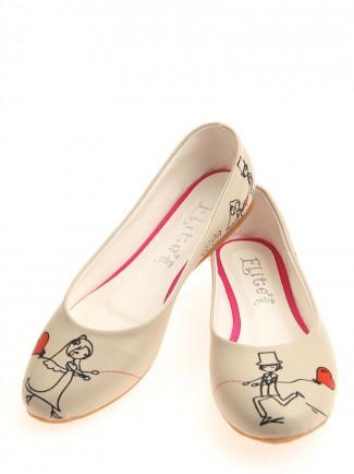 Svadobné balerínky - tématické :)