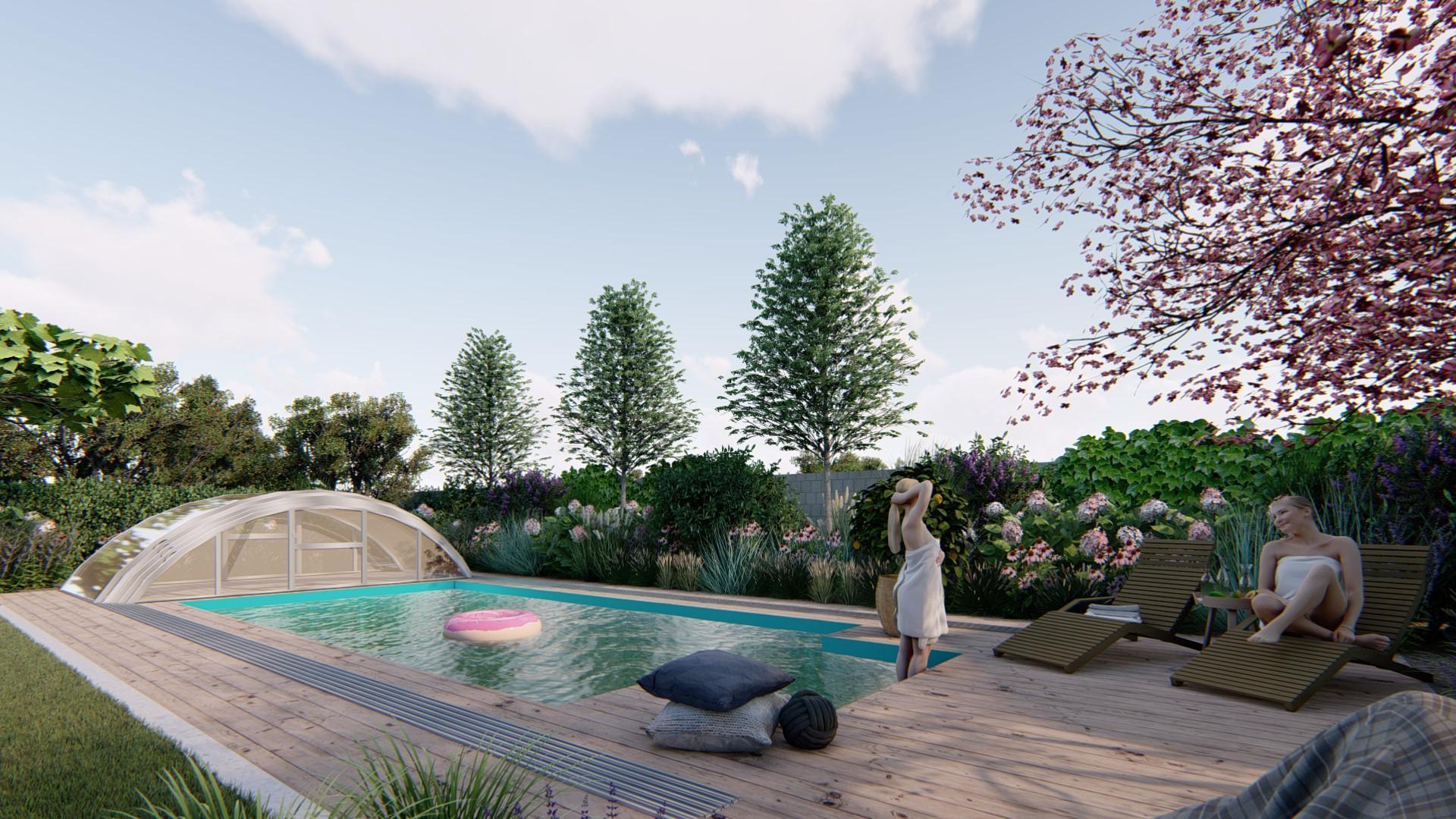 Záhrada s brezami - Obrázok č. 20