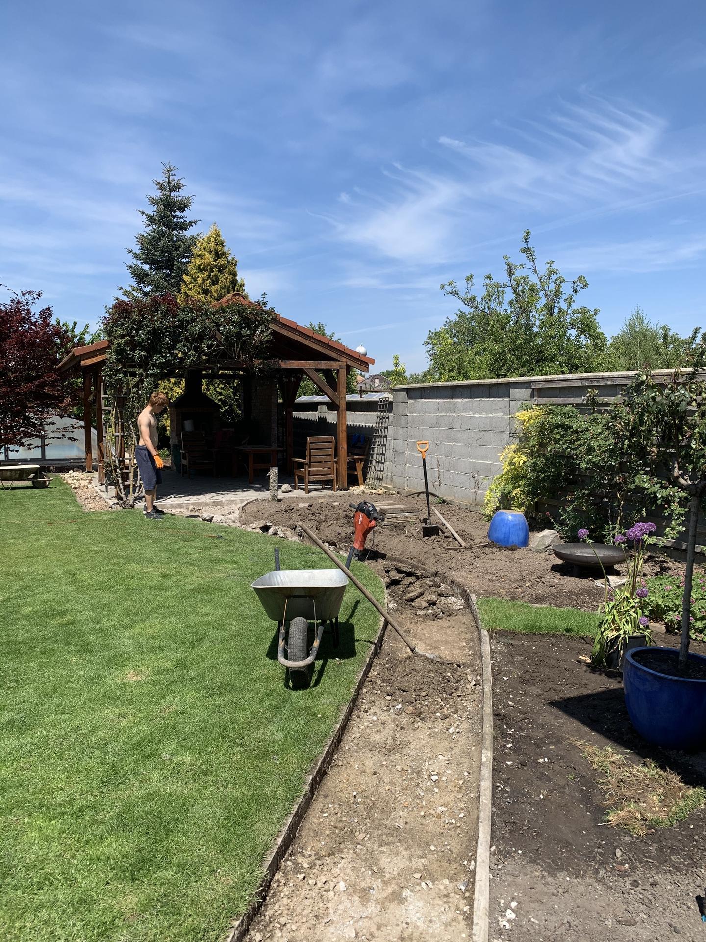 (staro) nová záhrada - Obrázok č. 6