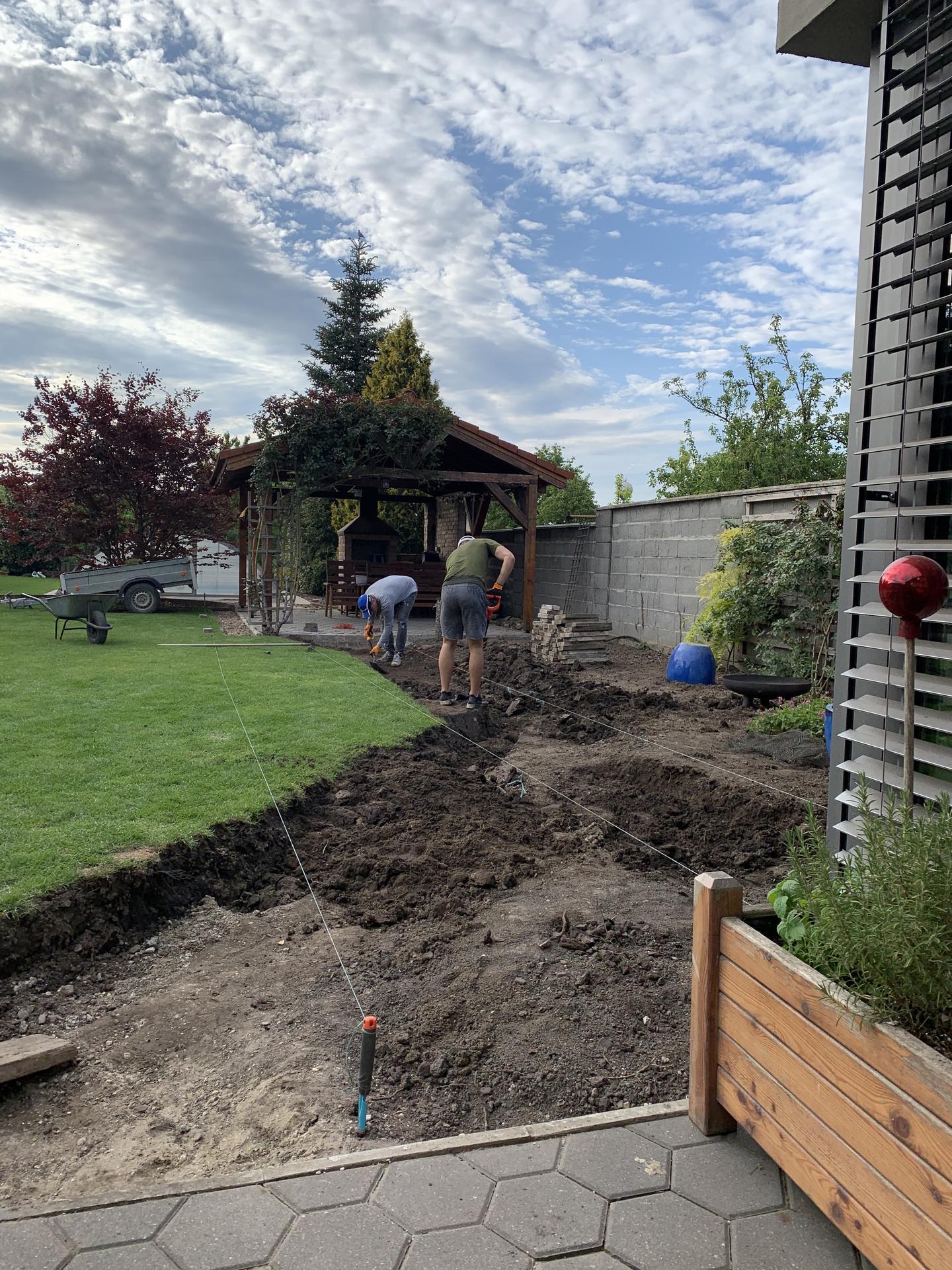 (staro) nová záhrada - Obrázok č. 12