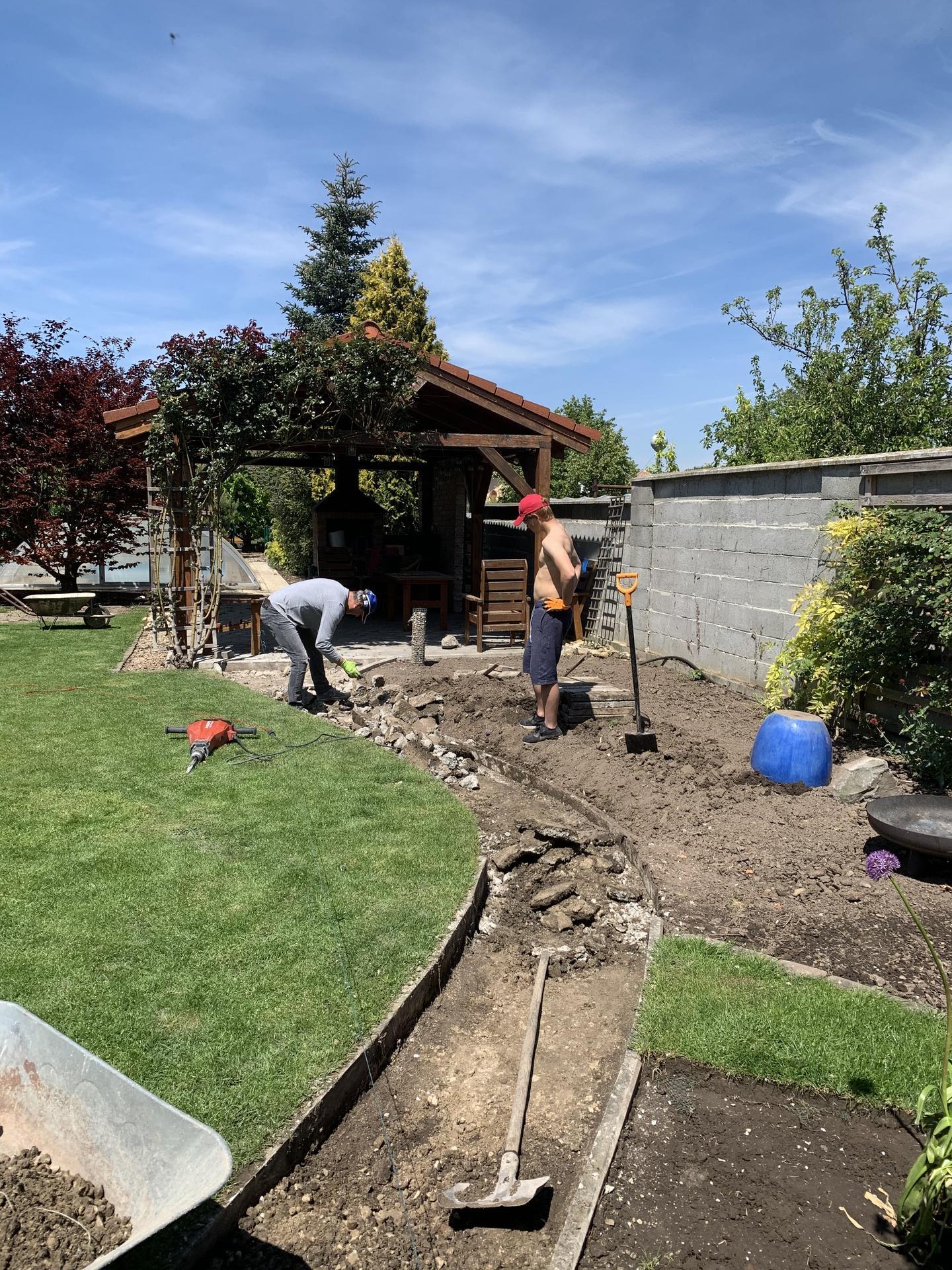 (staro) nová záhrada - Obrázok č. 7