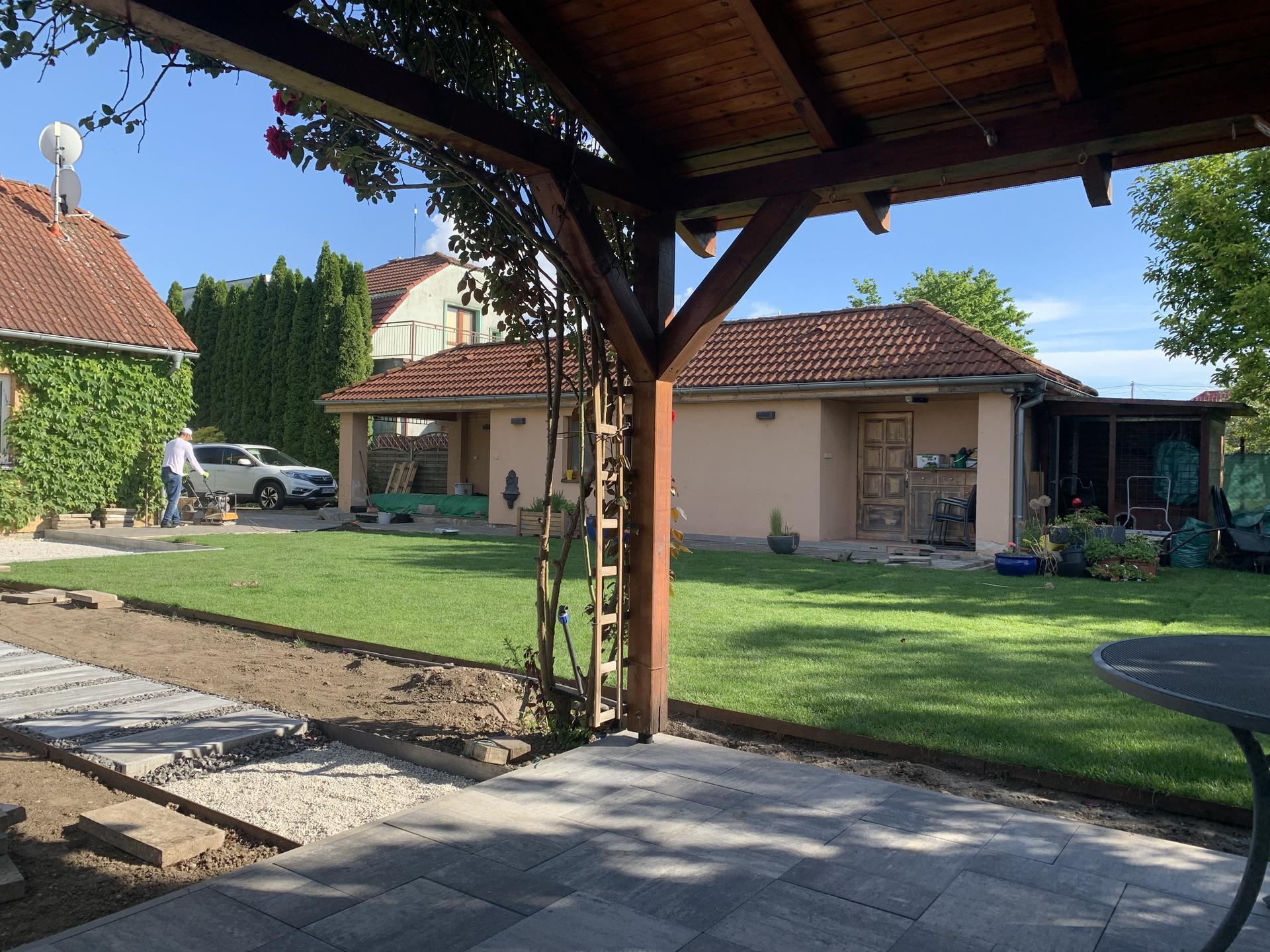 (staro) nová záhrada - Obrázok č. 32