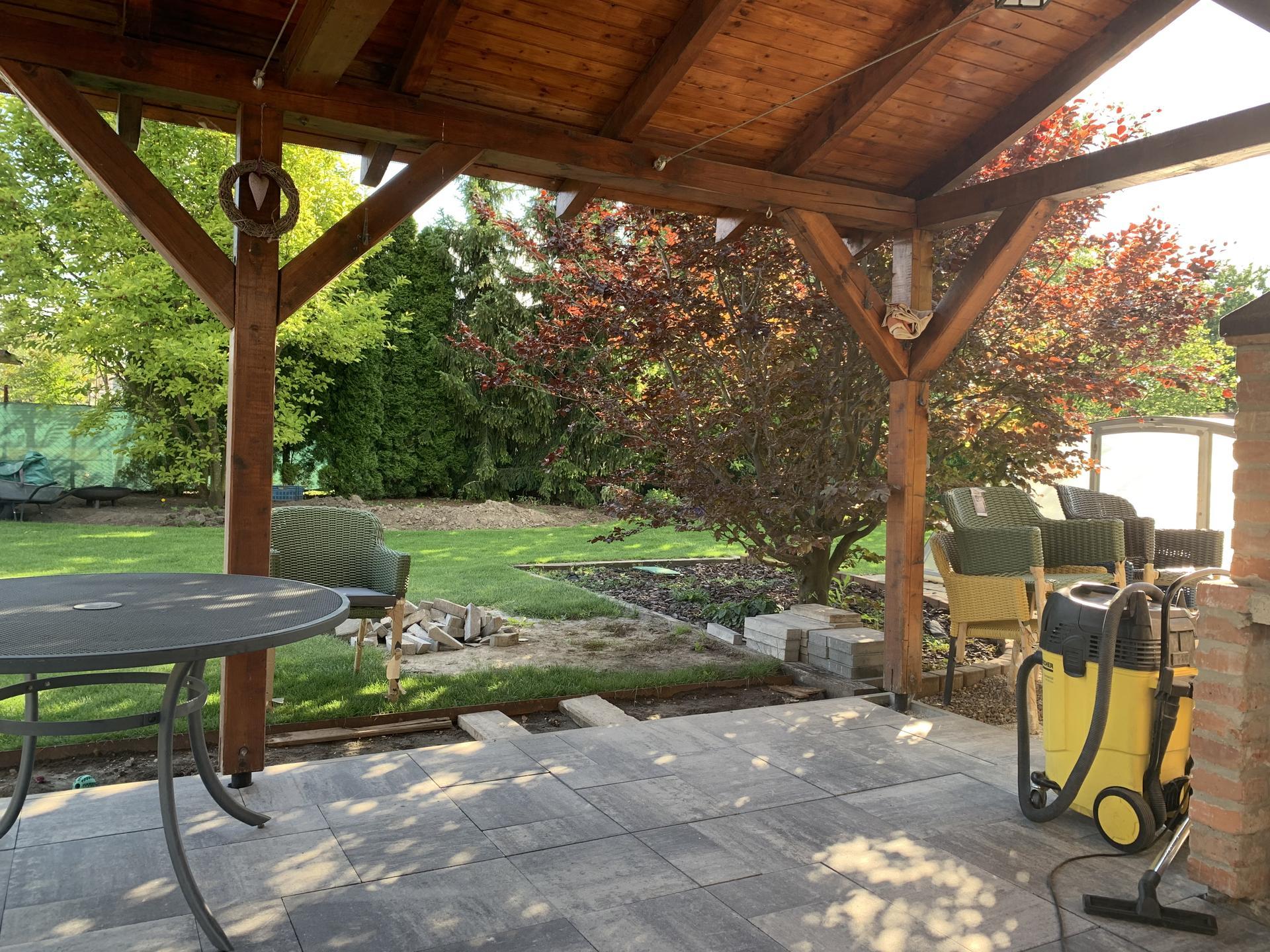 (staro) nová záhrada - Obrázok č. 35