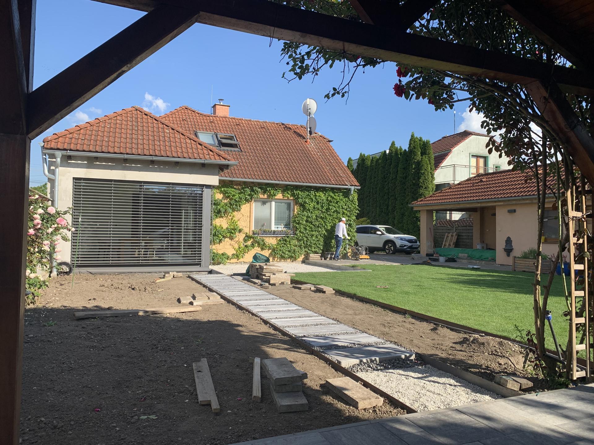 (staro) nová záhrada - Obrázok č. 30