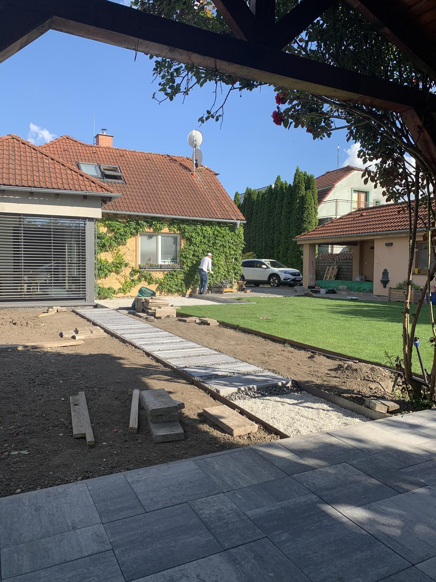 (staro) nová záhrada - Obrázok č. 29