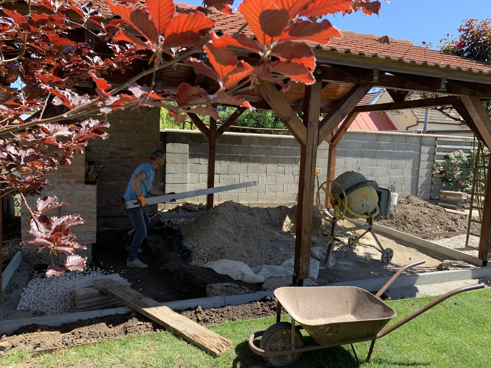 (staro) nová záhrada - Obrázok č. 31