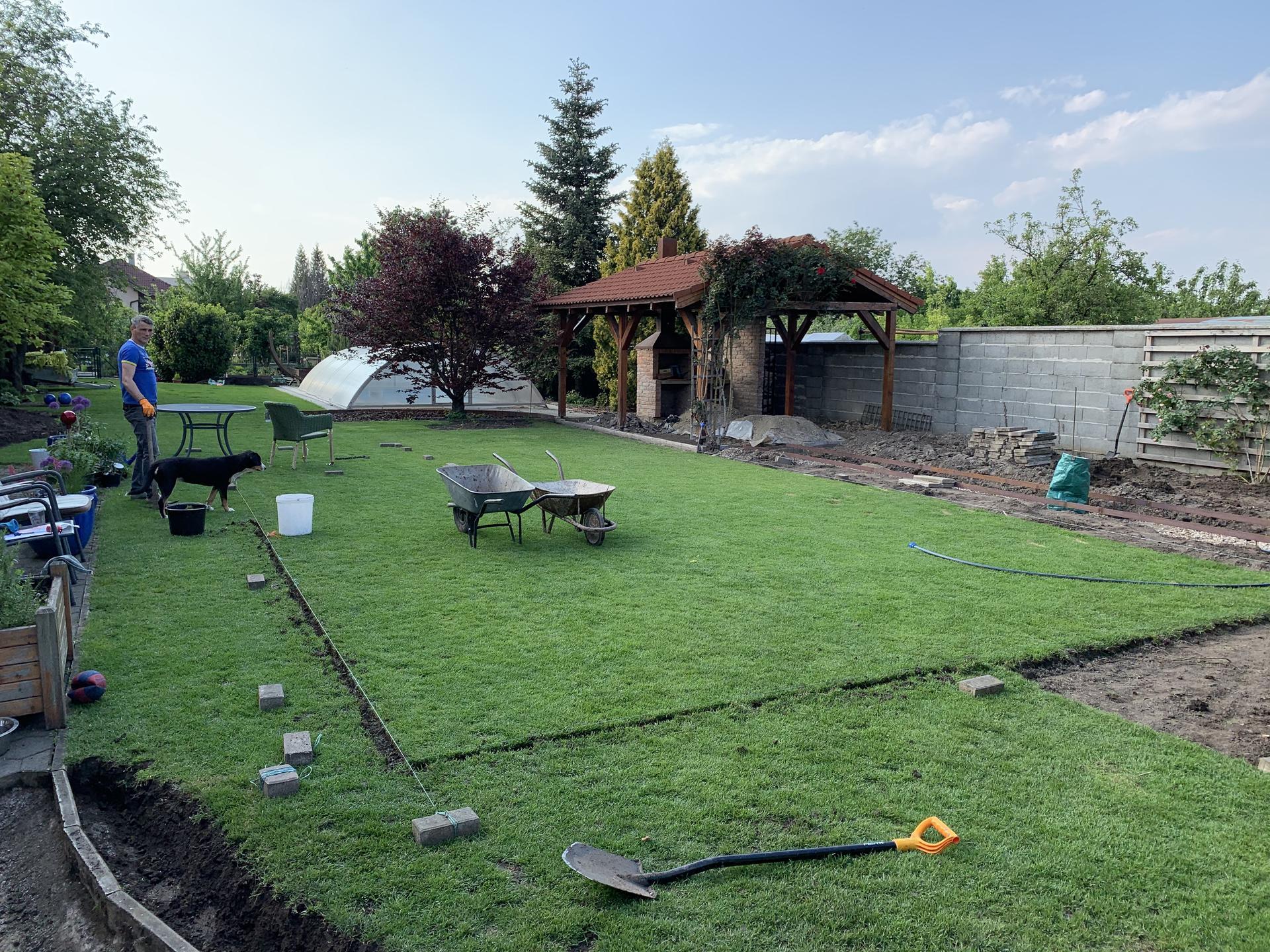 (staro) nová záhrada - Obrázok č. 18
