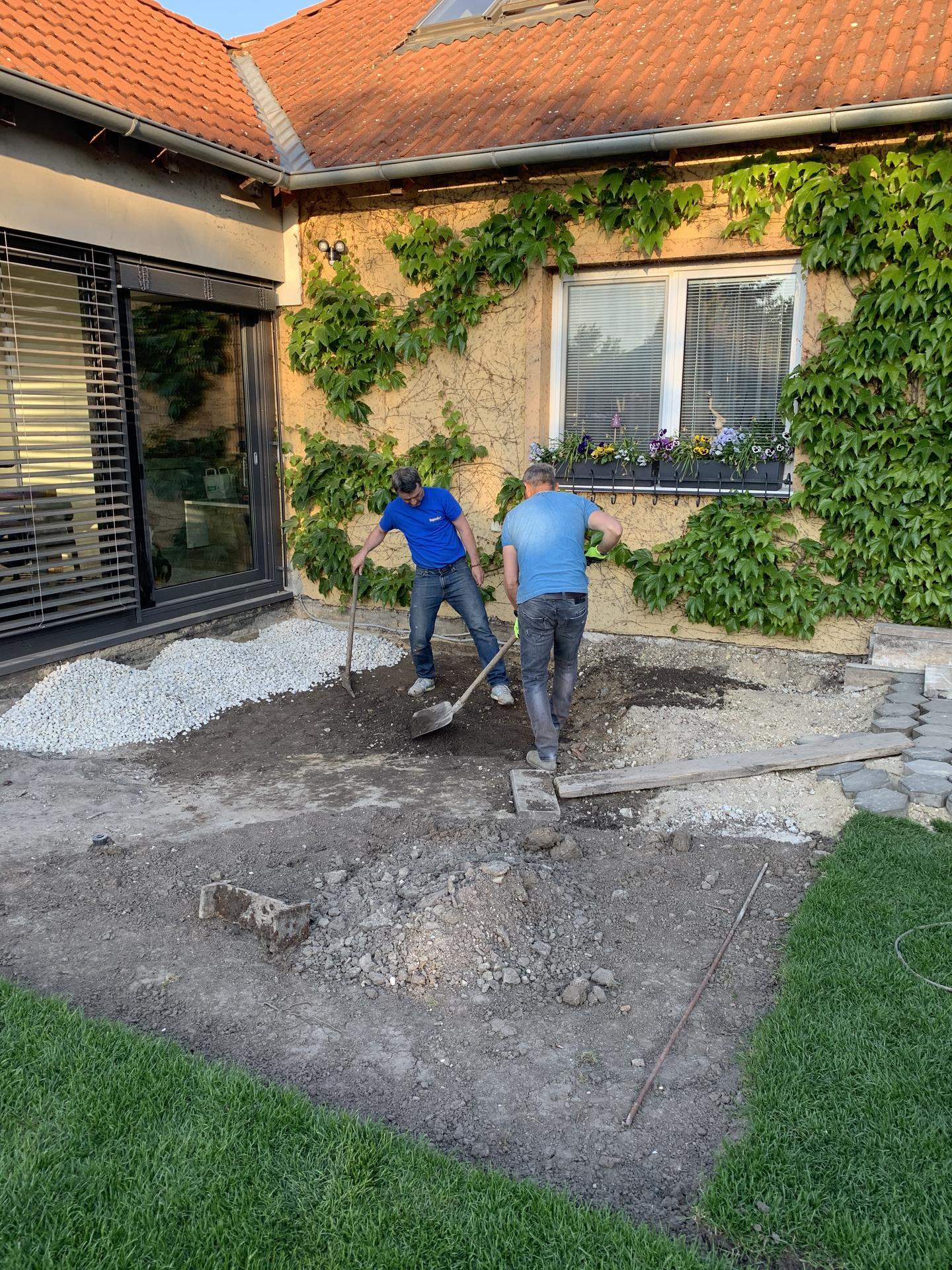 (staro) nová záhrada - Obrázok č. 39