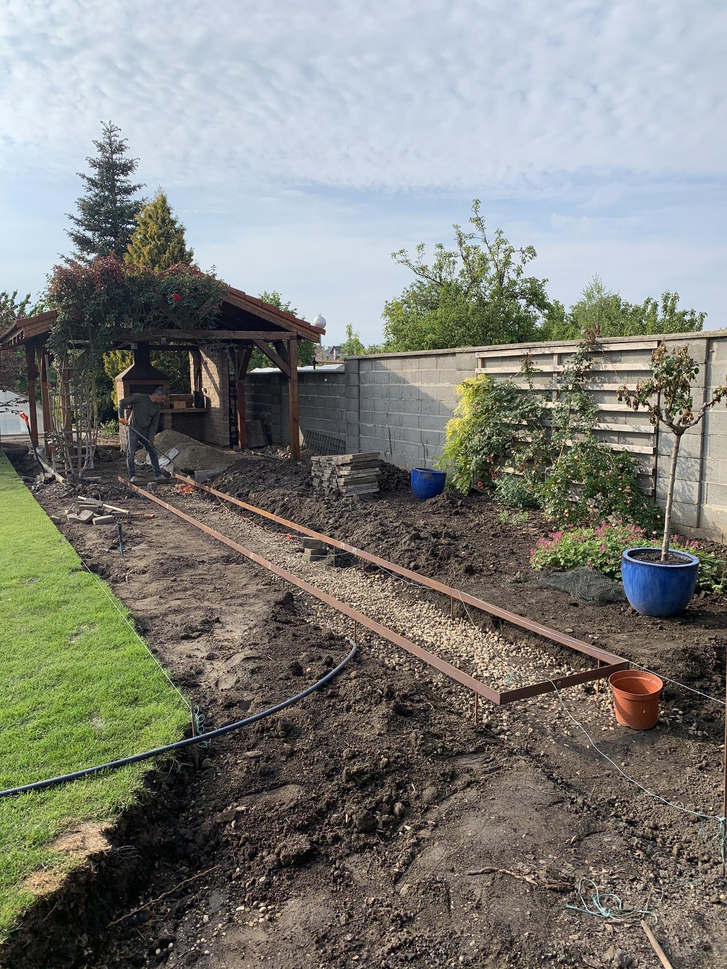 (staro) nová záhrada - Obrázok č. 22