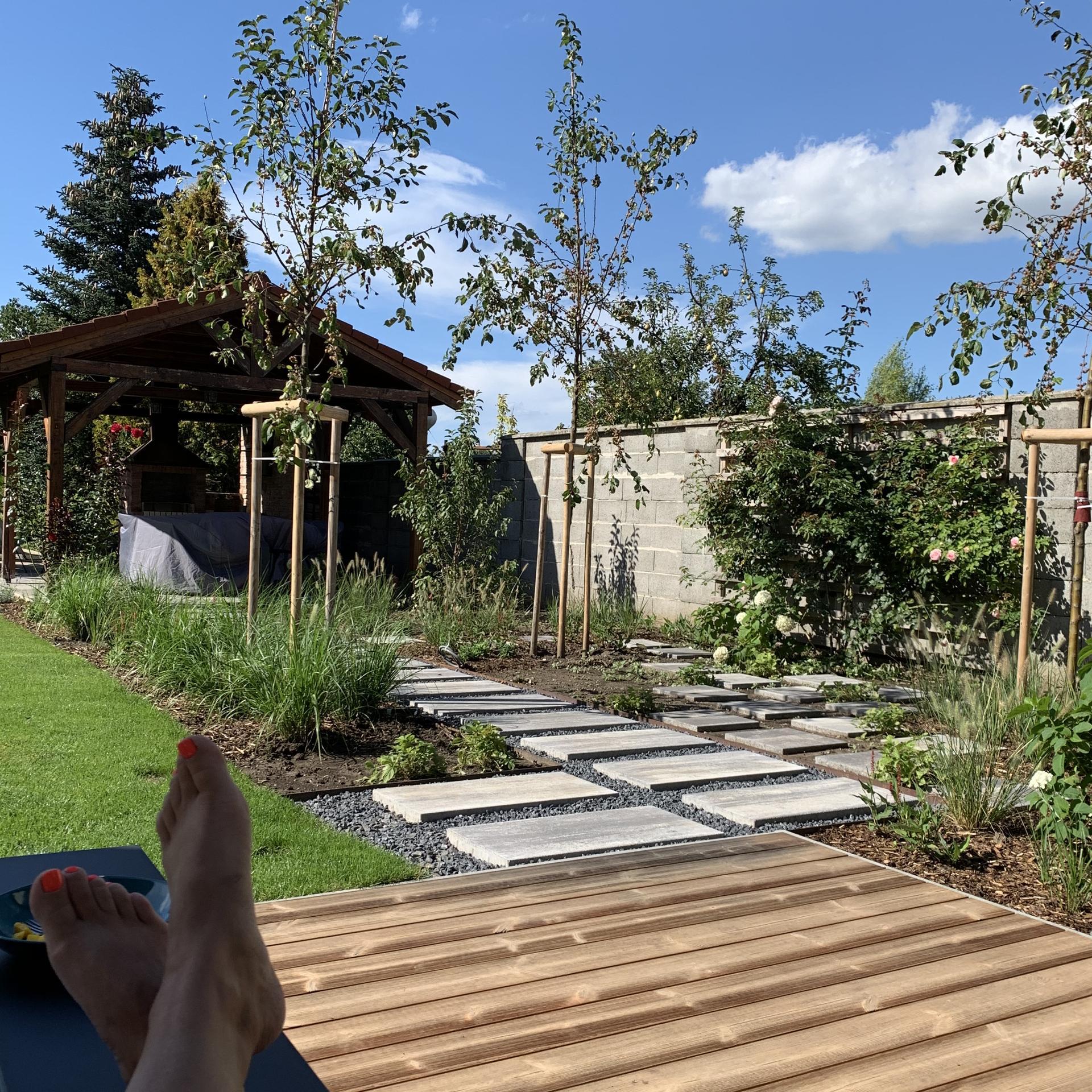 (staro) nová záhrada - Obrázok č. 69