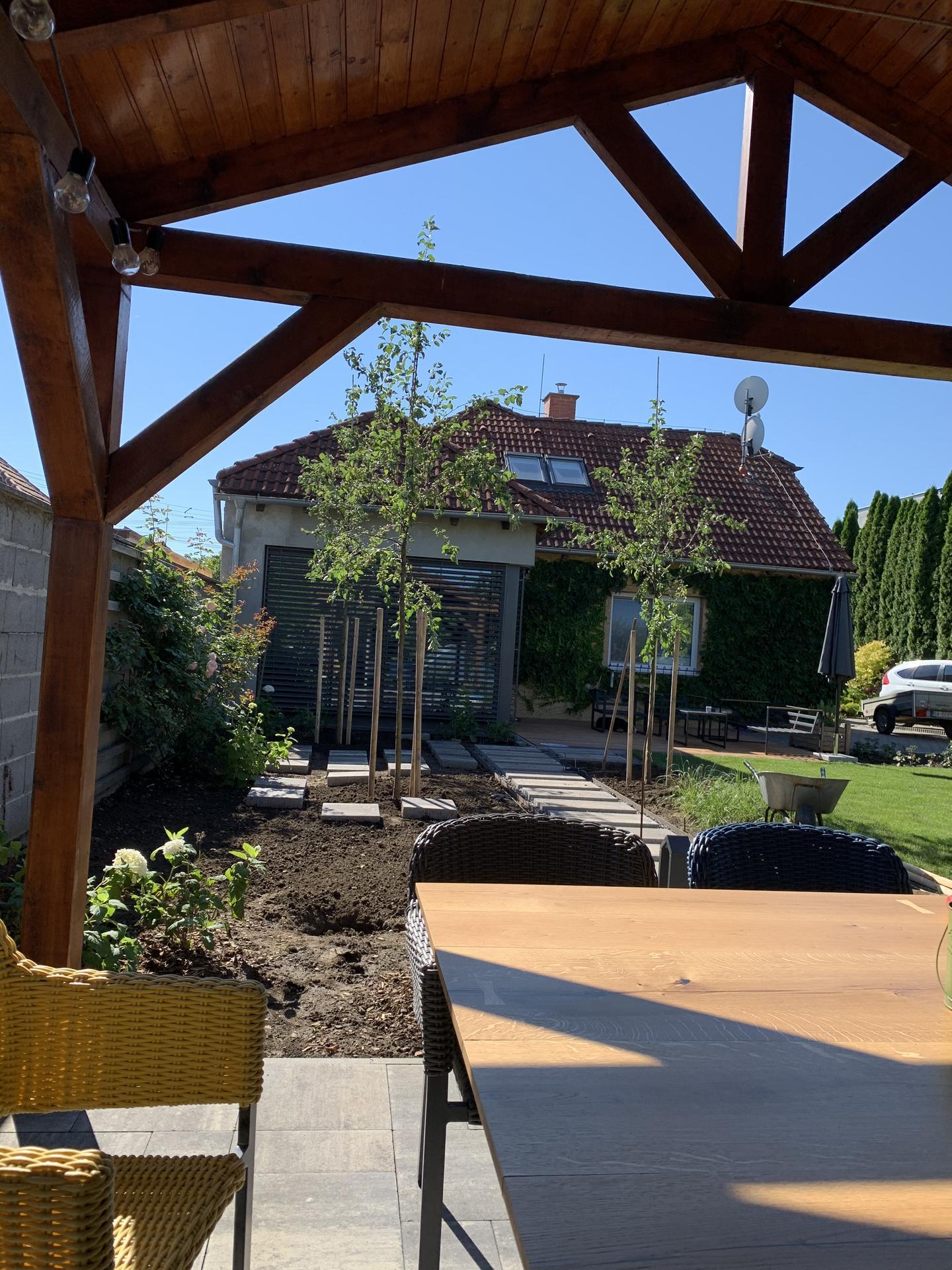 (staro) nová záhrada - Obrázok č. 55