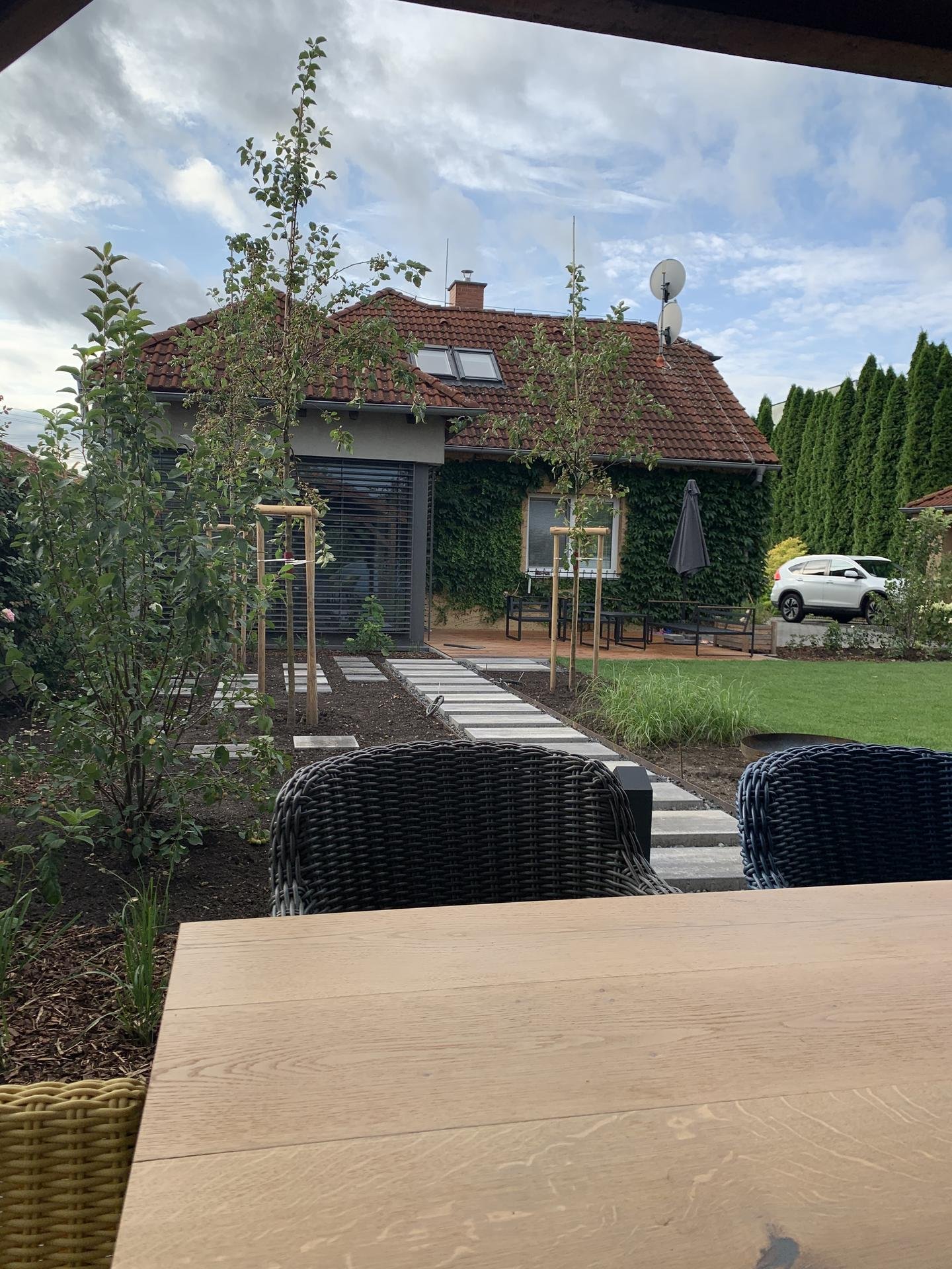 (staro) nová záhrada - Obrázok č. 59