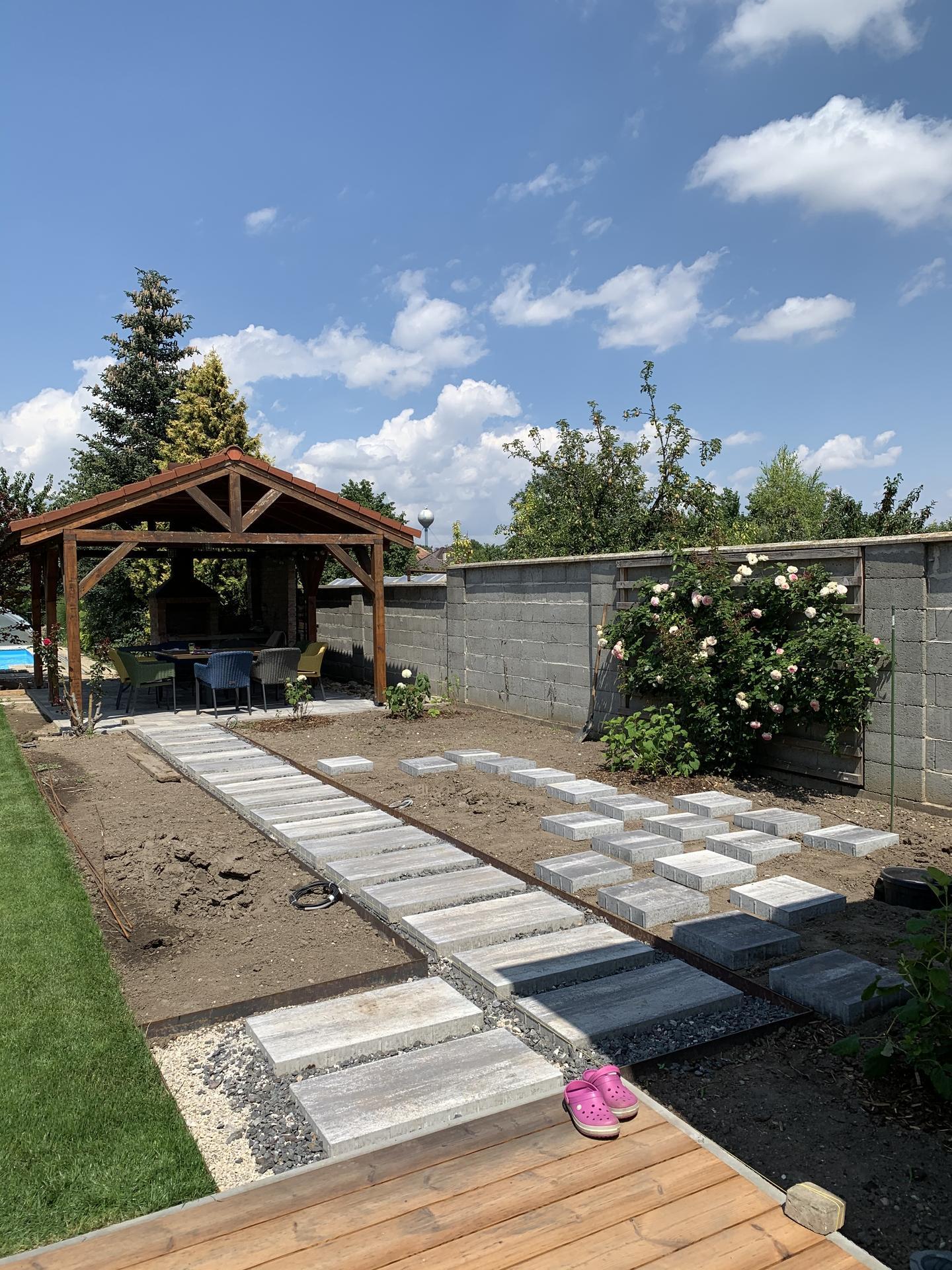 (staro) nová záhrada - Obrázok č. 49