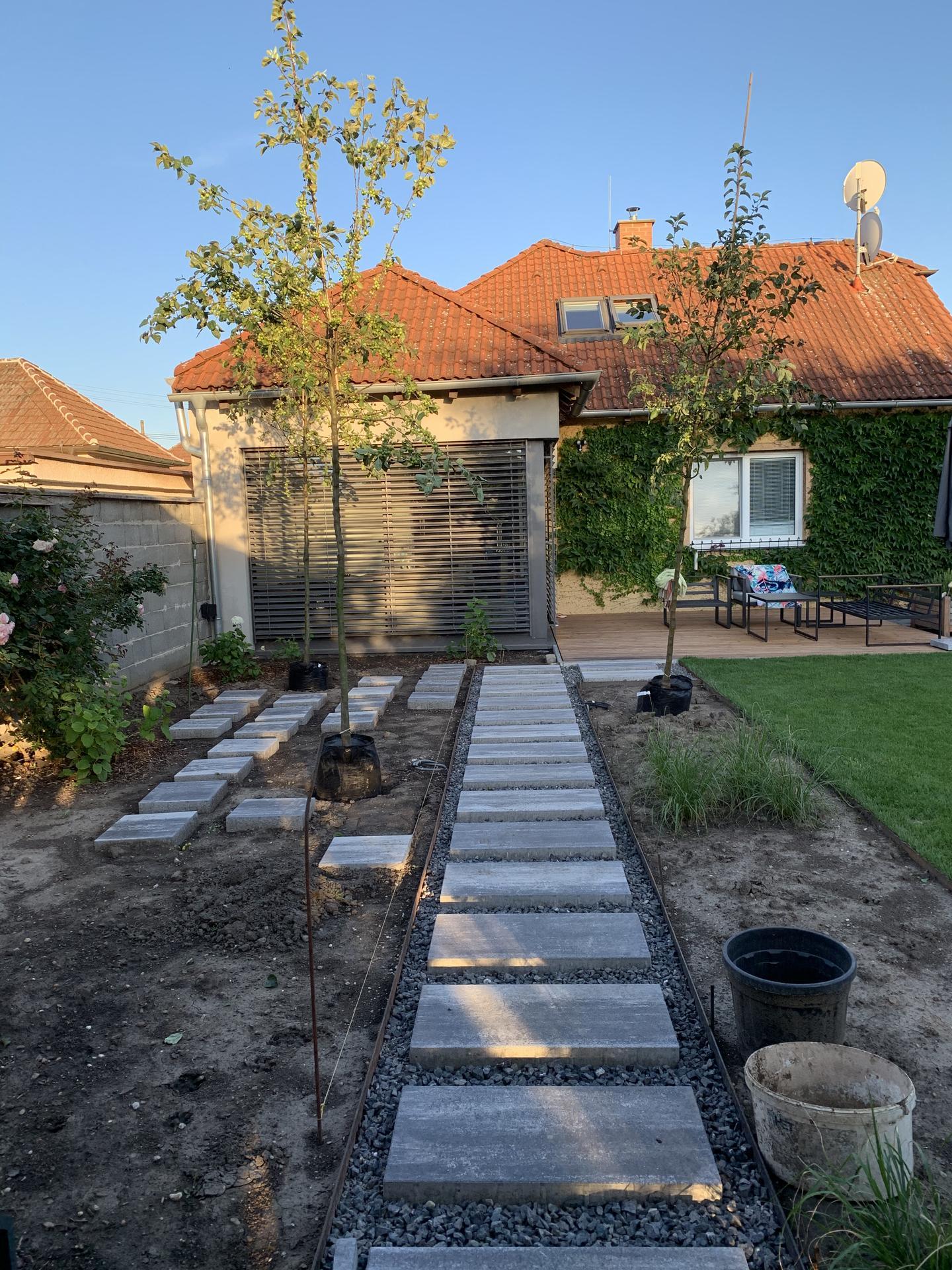 (staro) nová záhrada - Obrázok č. 52