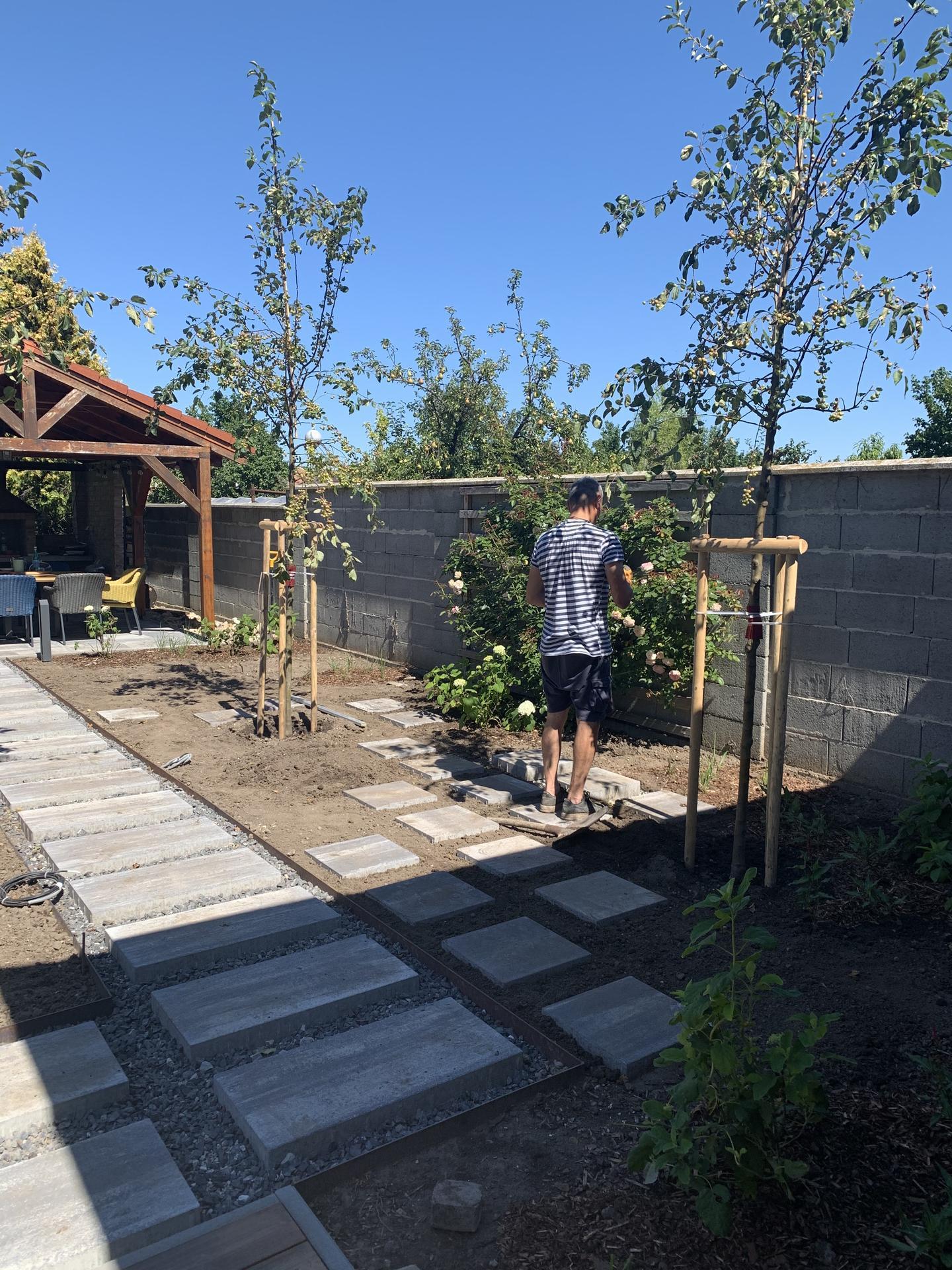 (staro) nová záhrada - Obrázok č. 56