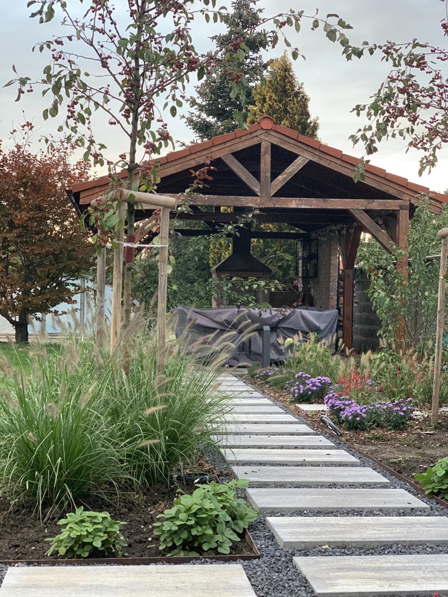 (staro) nová záhrada - Obrázok č. 72