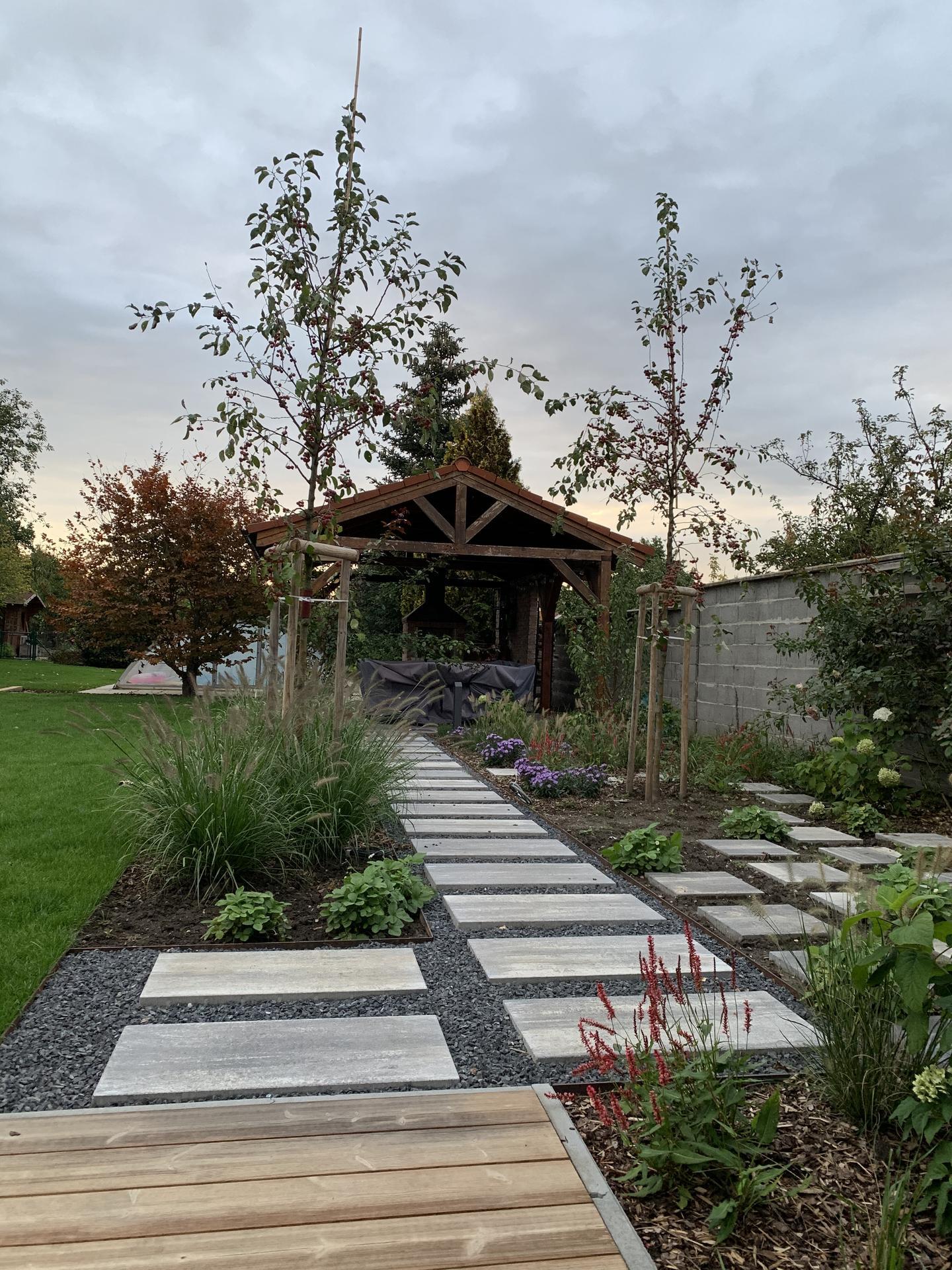 (staro) nová záhrada - Obrázok č. 70