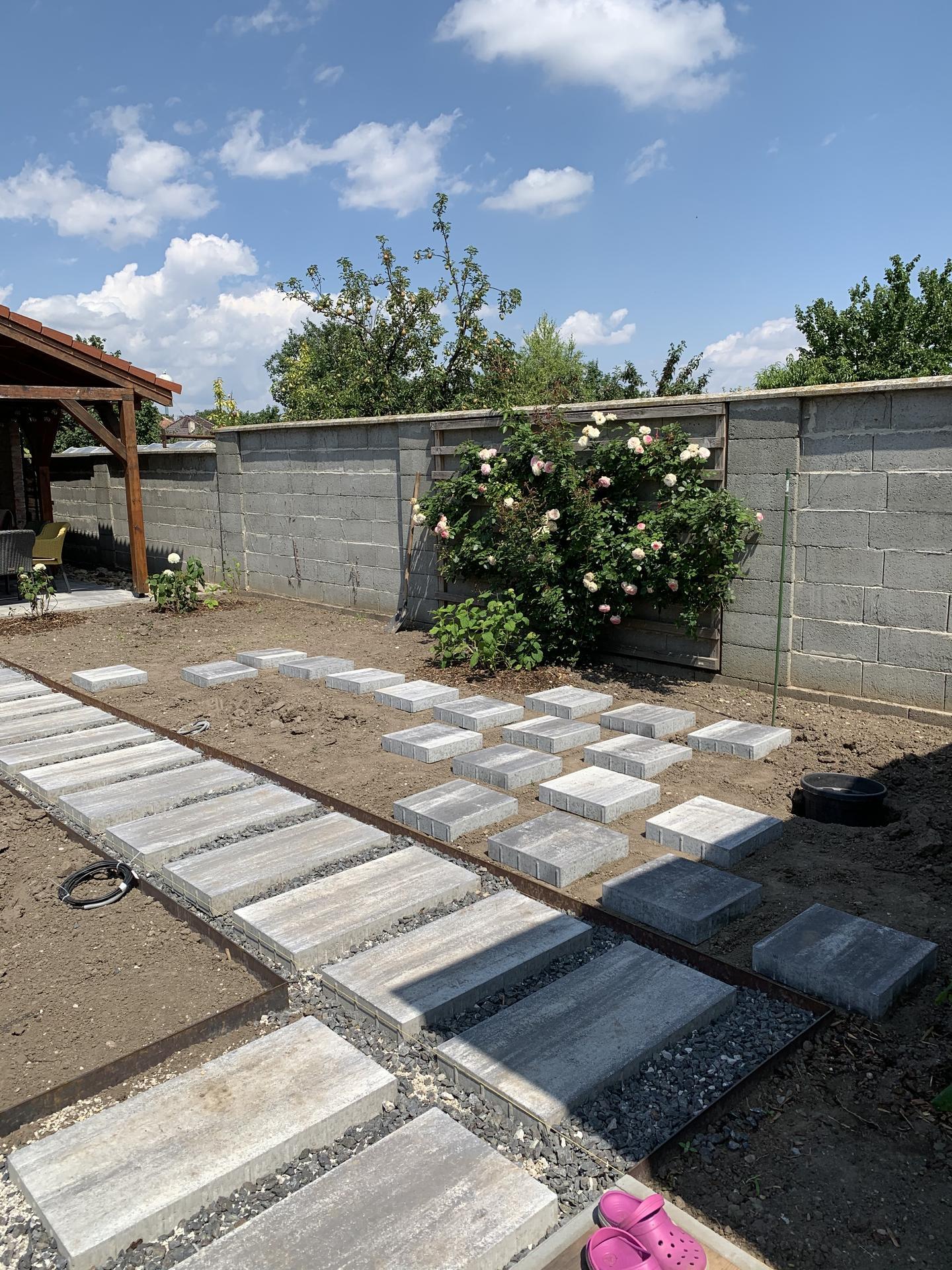 (staro) nová záhrada - Obrázok č. 48