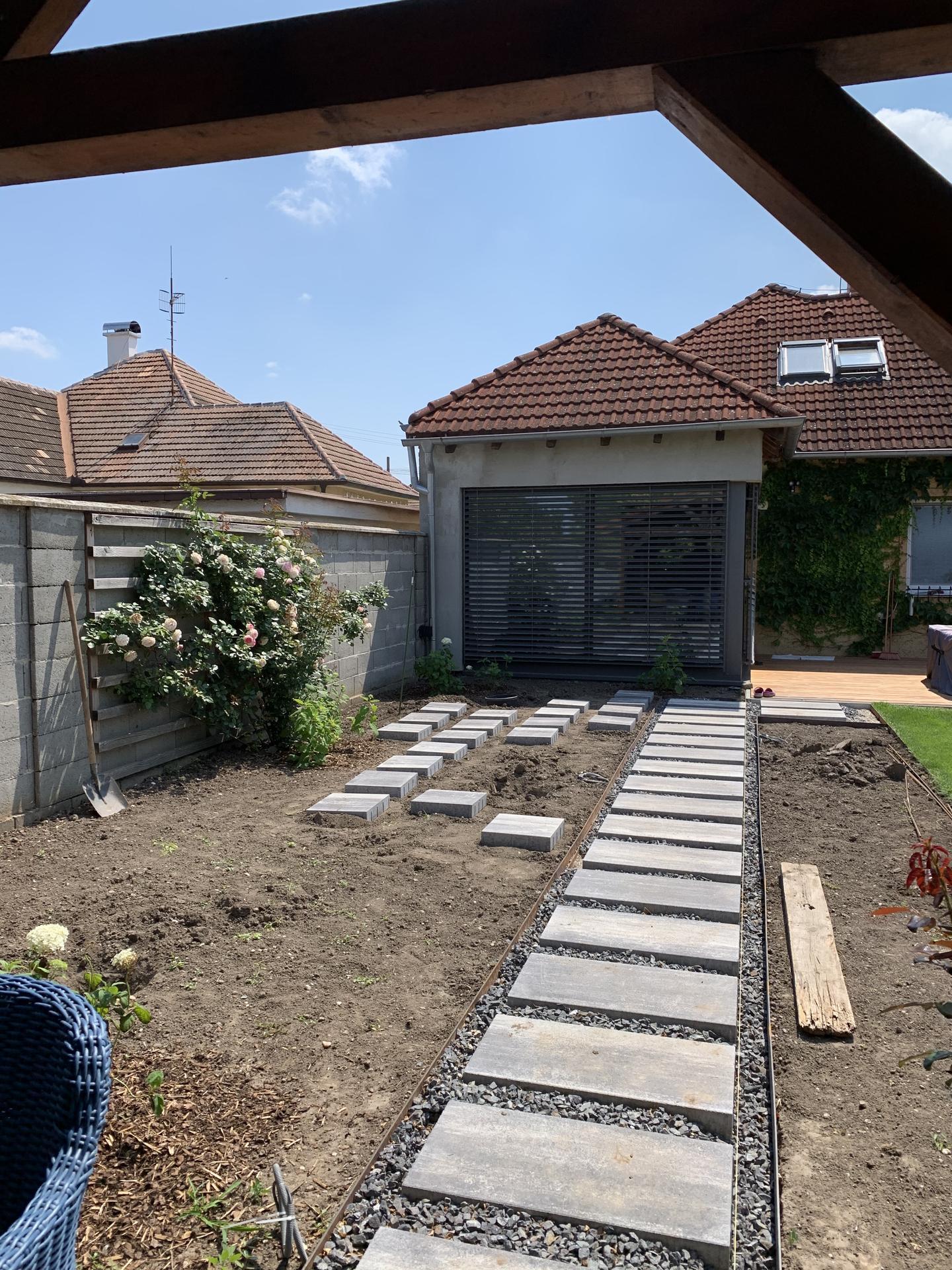 (staro) nová záhrada - Obrázok č. 47