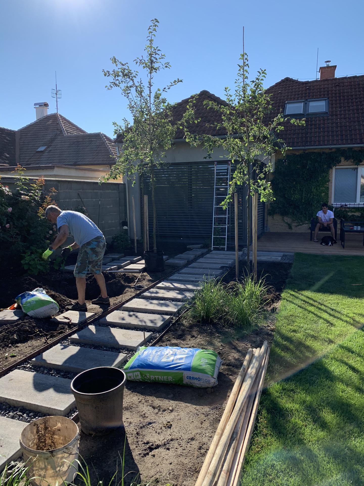(staro) nová záhrada - Obrázok č. 54