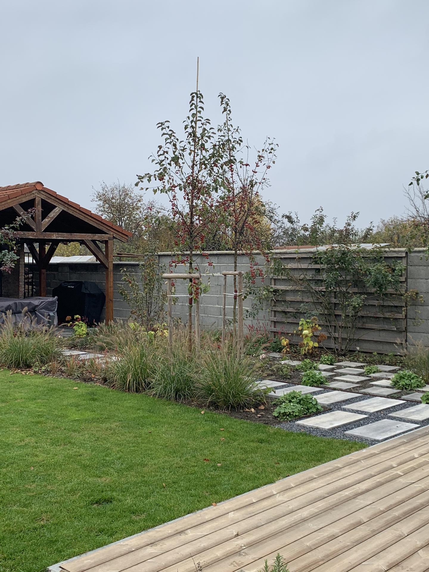 (staro) nová záhrada - Obrázok č. 102