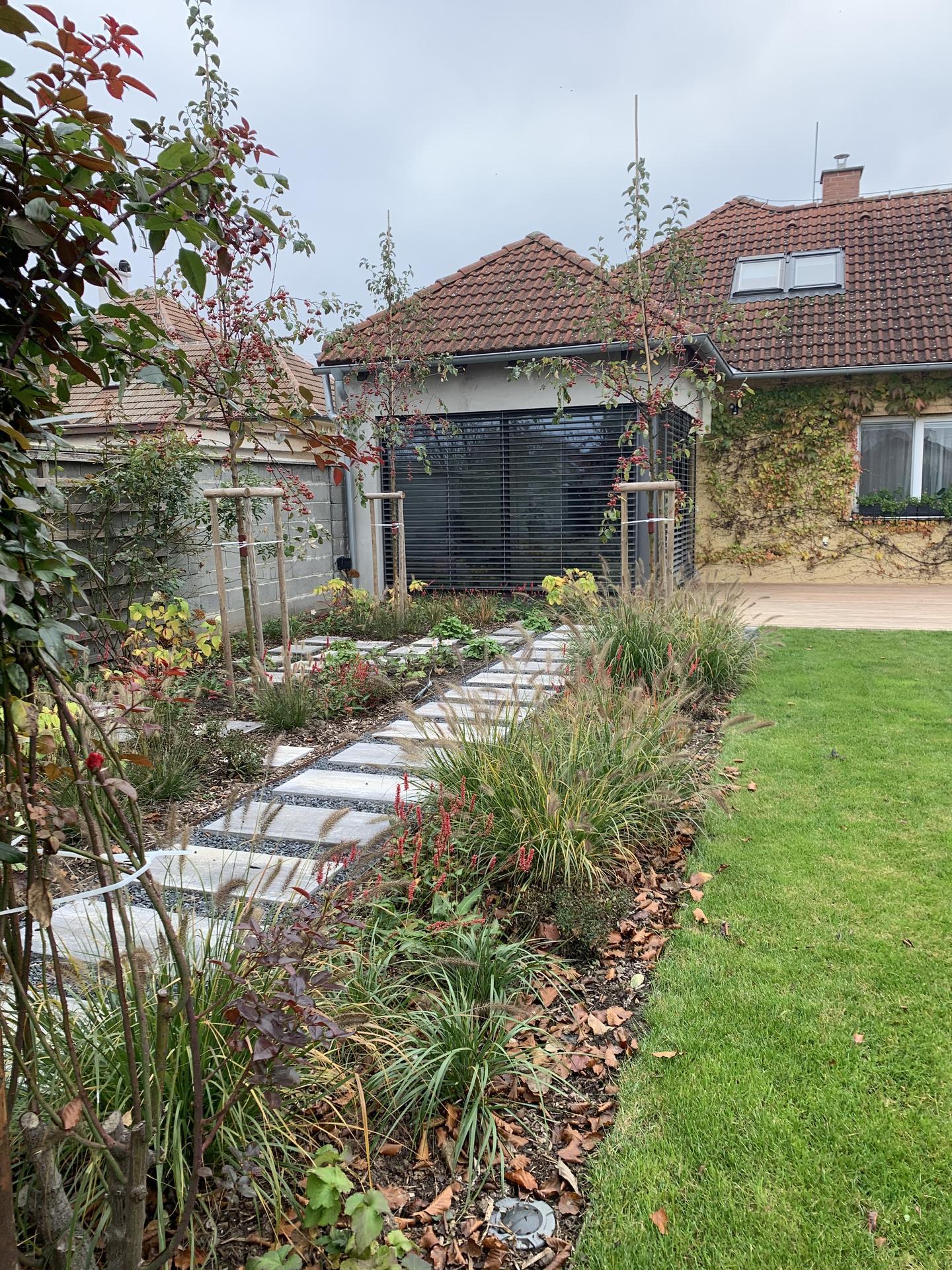 (staro) nová záhrada - Obrázok č. 112