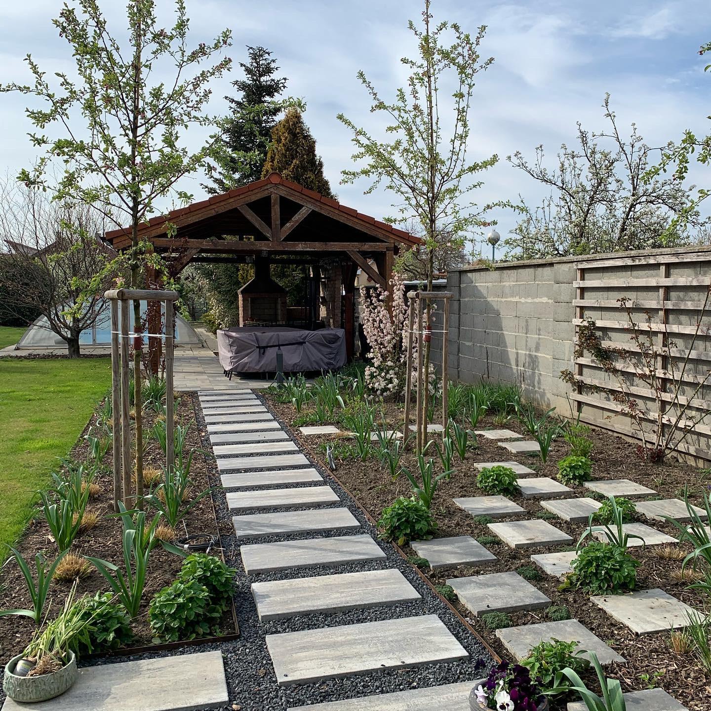 (staro) nová záhrada - Obrázok č. 144