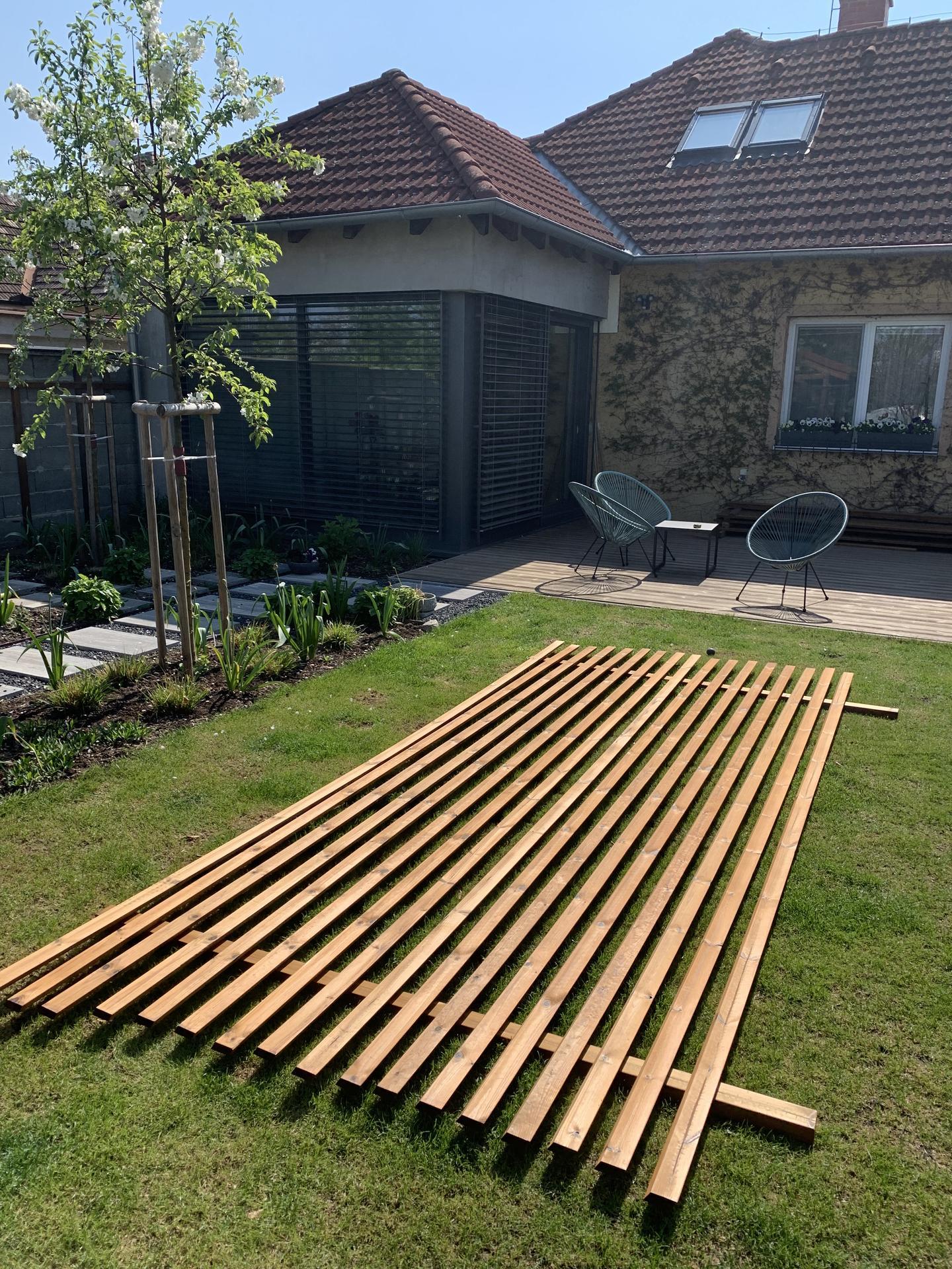 (staro) nová záhrada - Obrázok č. 155
