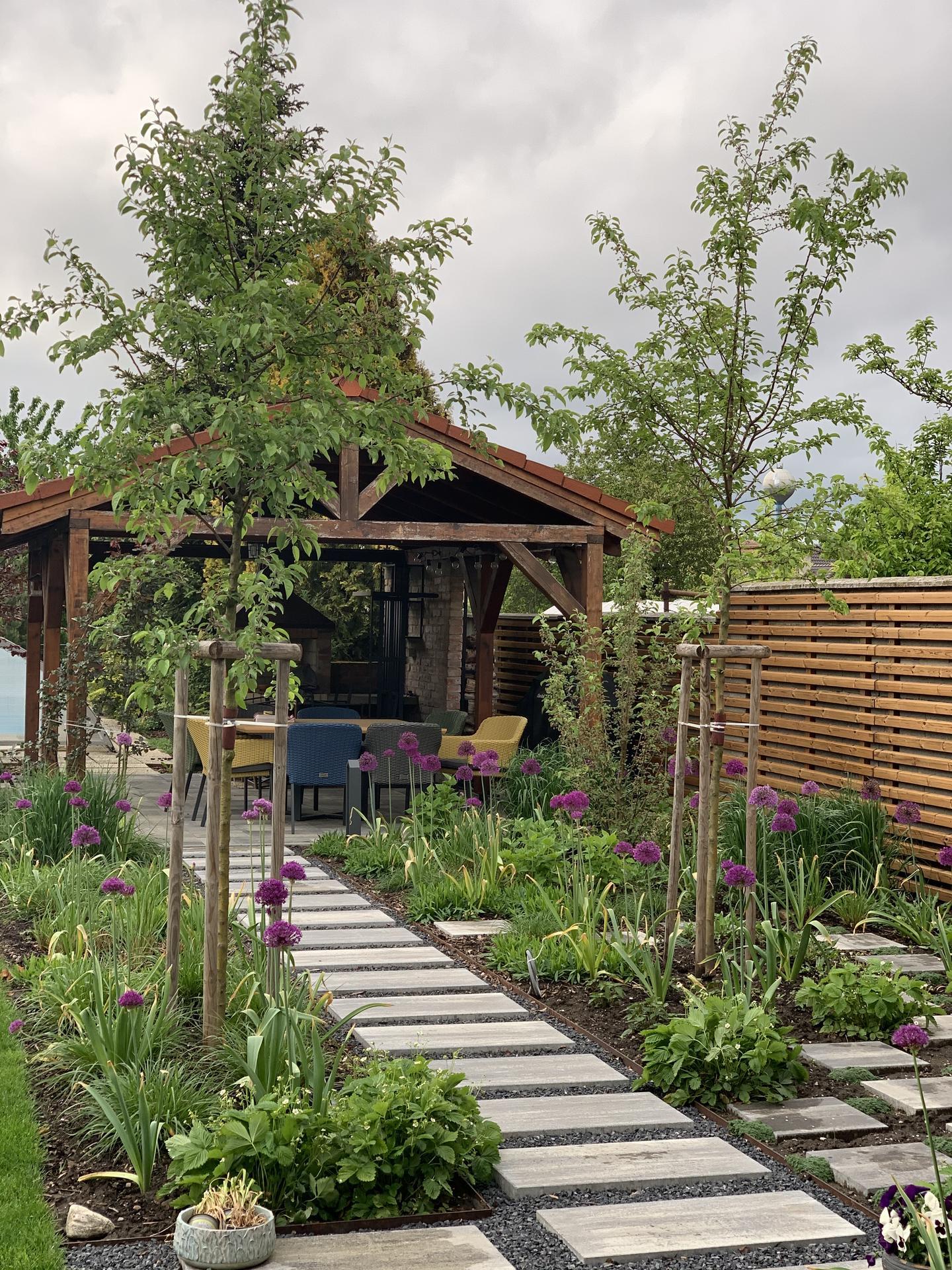 (staro) nová záhrada - Obrázok č. 166