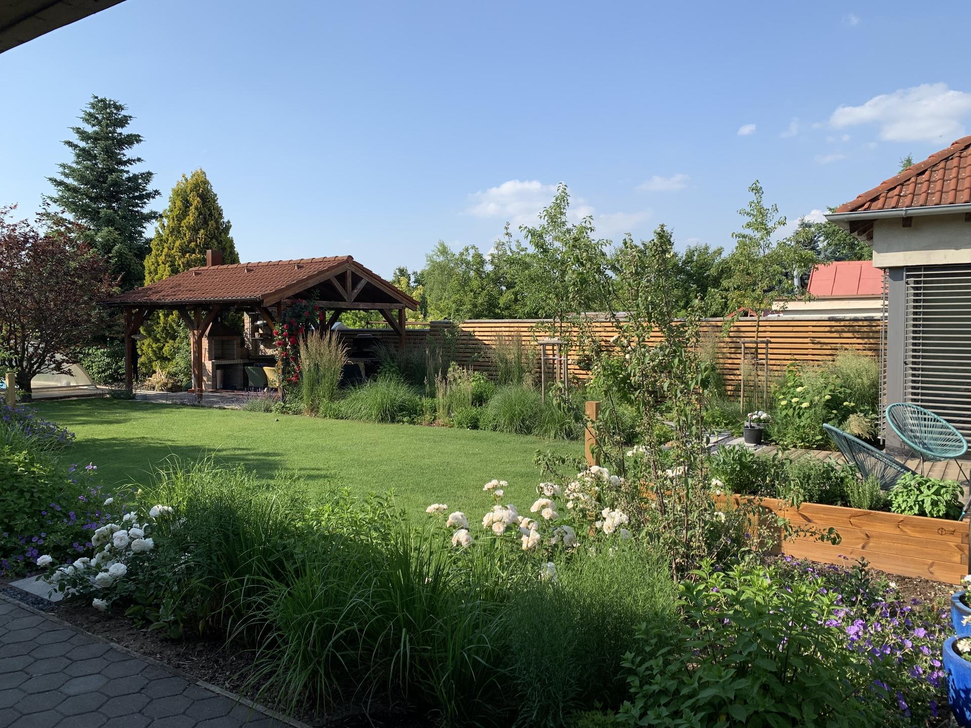 (staro) nová záhrada - Obrázok č. 234
