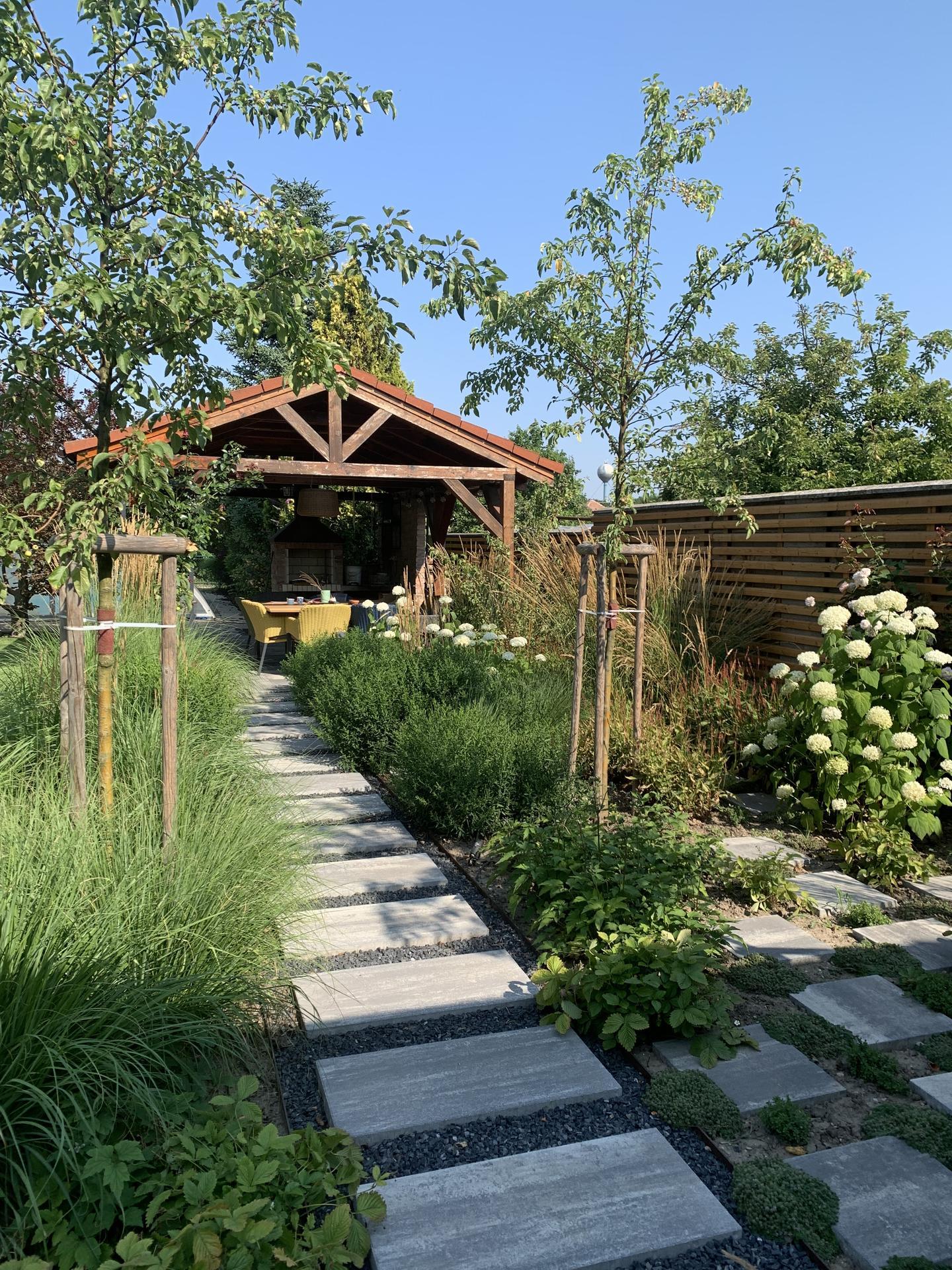 (staro) nová záhrada - Obrázok č. 246