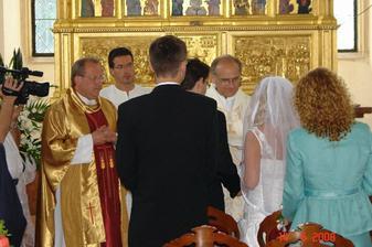 moji milovani stryčkovia kňazi Jožko a Lacko Kunovci