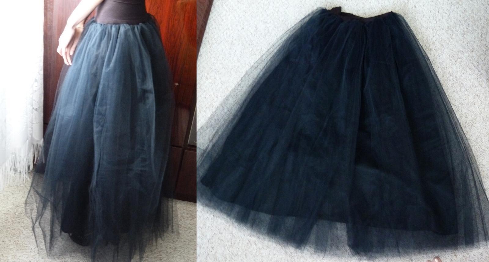 Koupila jsem tylovou sukni,... - Obrázek č. 1