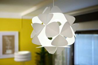 Orbital nebo jiné světlo od Maliny nejspíš konečně nahradí papírák  v ložnici