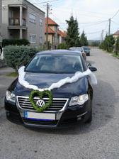 Svadobné auto podľa našich predstáv...