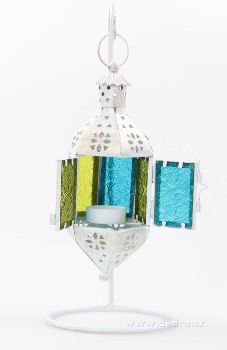 Tyrkysová ložnice - inspirace - Jako dekorace dobré.