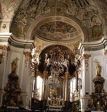 pripájam detaily z interieru kostola