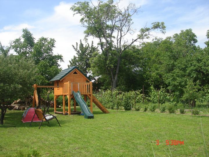 Na dvore a v záhrade - kráľovstvo nášho najmenšieho.....